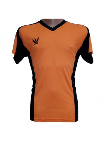 купить Футболка футбольная SWIFT 13 Noviembre Tactel (оранжево/черная) р.M