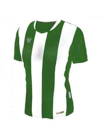 купить Футболка футбольная Swift PESCADO CoolTech (зелено/белая)
