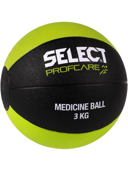 Медбол SELECT Medecine balls 3 кg