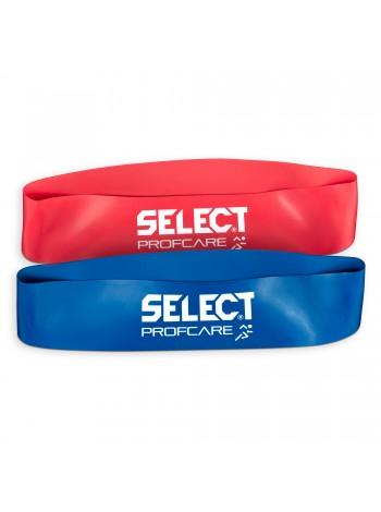 купить Резинки для фитнесса SELECT TRAINING ELASTIC BAND PROFCARE,  ((001), 2 шт