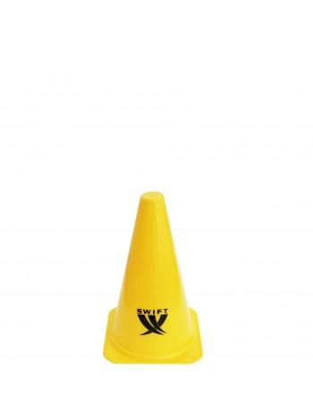 """купить Конус тренировочный SWIFT Traing Marker, 23 см/9"""", желтый"""