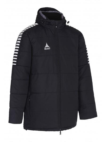 Куртка зимняя SELECT ARGENTINA COACH JACKET,(010) черный p.L