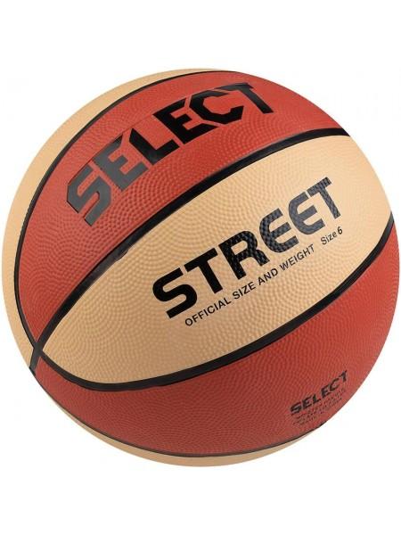 Мяч баскетбольный Select Street Basket р.6