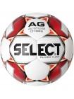 купить Мяч футбольный SELECT Flash Turf (012) бел/красн размер 4