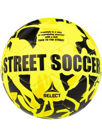 купить Мяч футбольный SELECT Street Soccer (102) желтый, размер 4,5