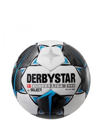 купить Мяч сувенирный DERBYSTAR MB BL BRILLANT (47 cm) (147), бел/черн/сер