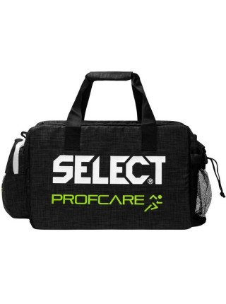 Сумка медицинская Select Junior medical bag (011), черно/белый, 23,7 L