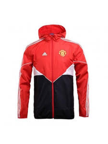 Ветровка Манчестер Юнайтед красная