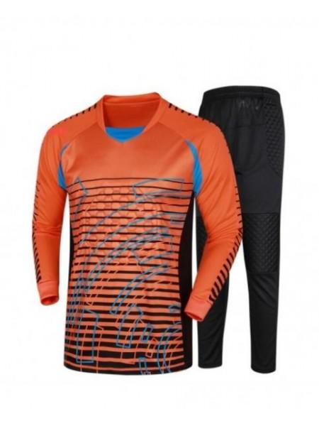 Вратарская футбольная форма Europaw 18(1) оранжевая
