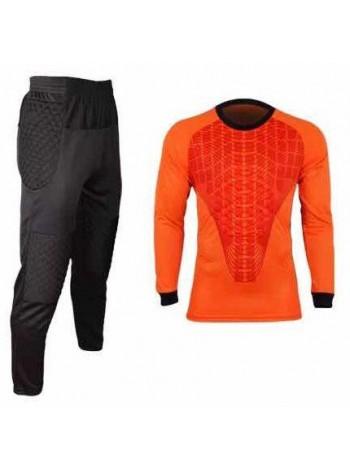 купить Вратарская футбольная форма Europaw 18 оранжевая