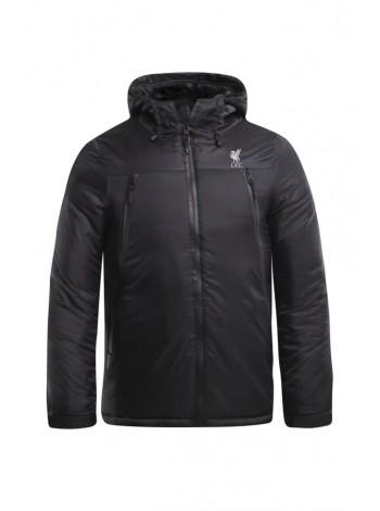 купить Зимняя куртка Ливерпуль черная