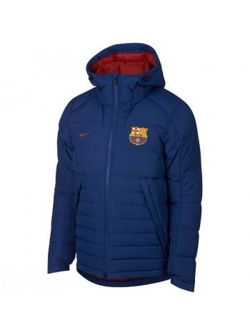 купить Зимняя куртка Барселона синяя