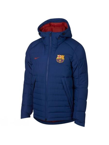 Зимняя куртка Барселона синяя